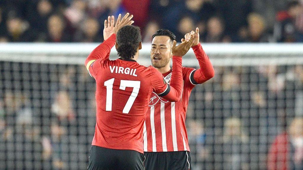 Yoshida knew Virgil van Dijk would become one of the world's best