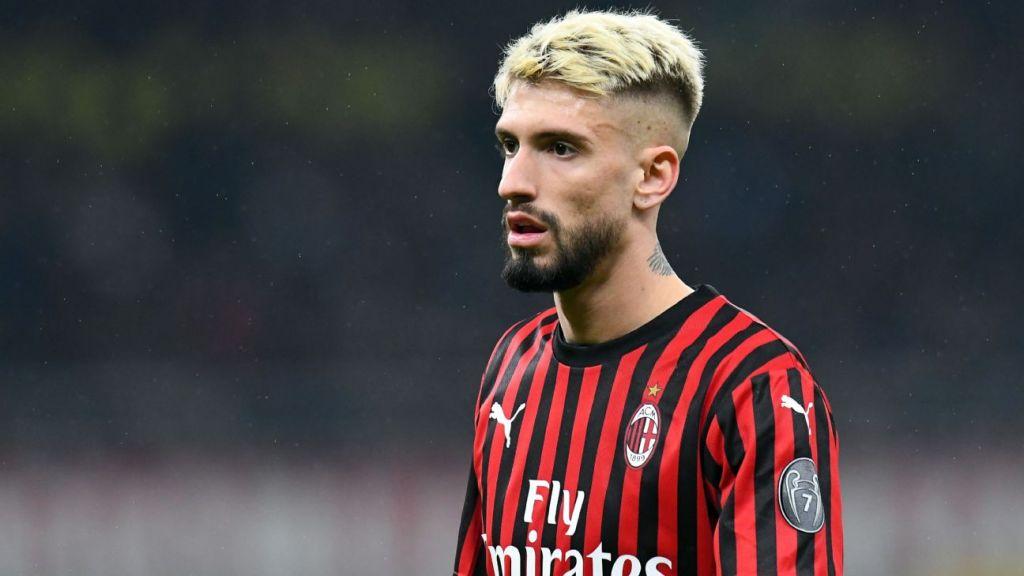 Milan forward Castillejo robbed at gunpoint, has watch stolen