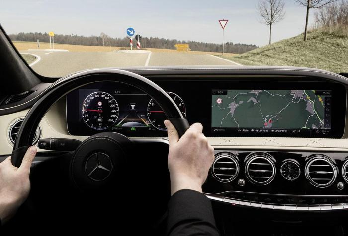 Mercedes-Benz Greensboro Safety System