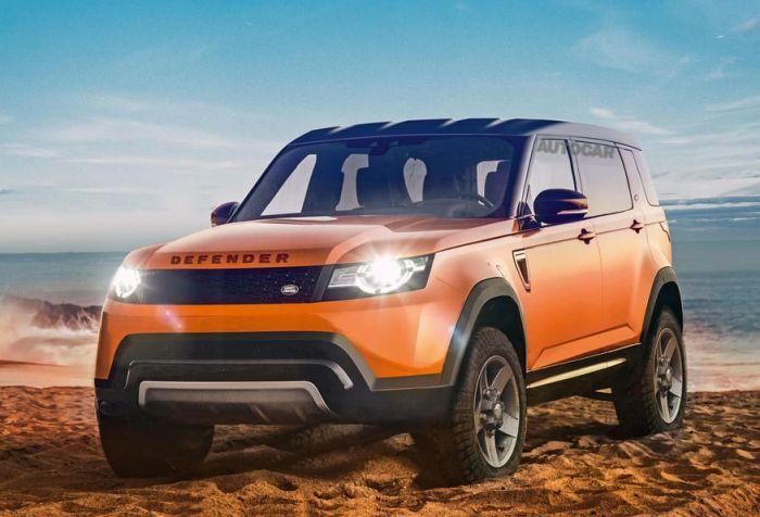 Land Rover Greensboro