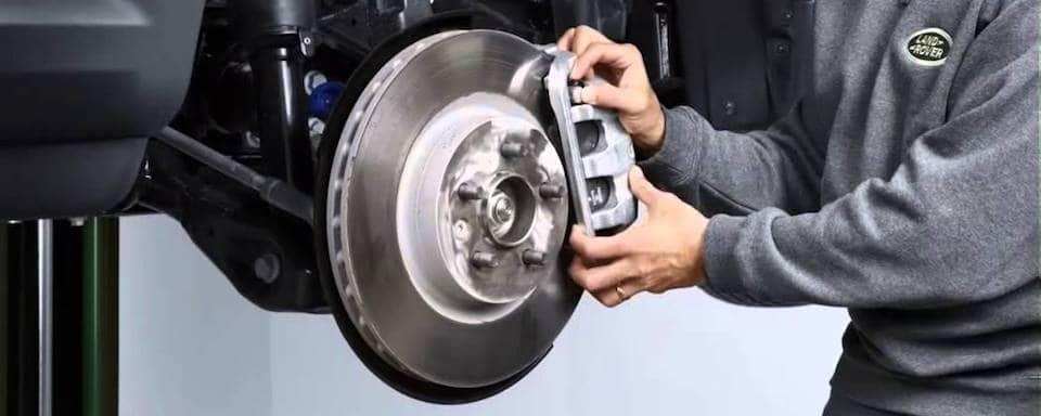 Land Rover Brakes and Rotors