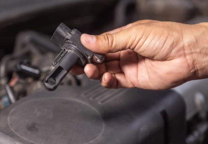 Defective mass airflow sensor of Volkswagen Greensboro