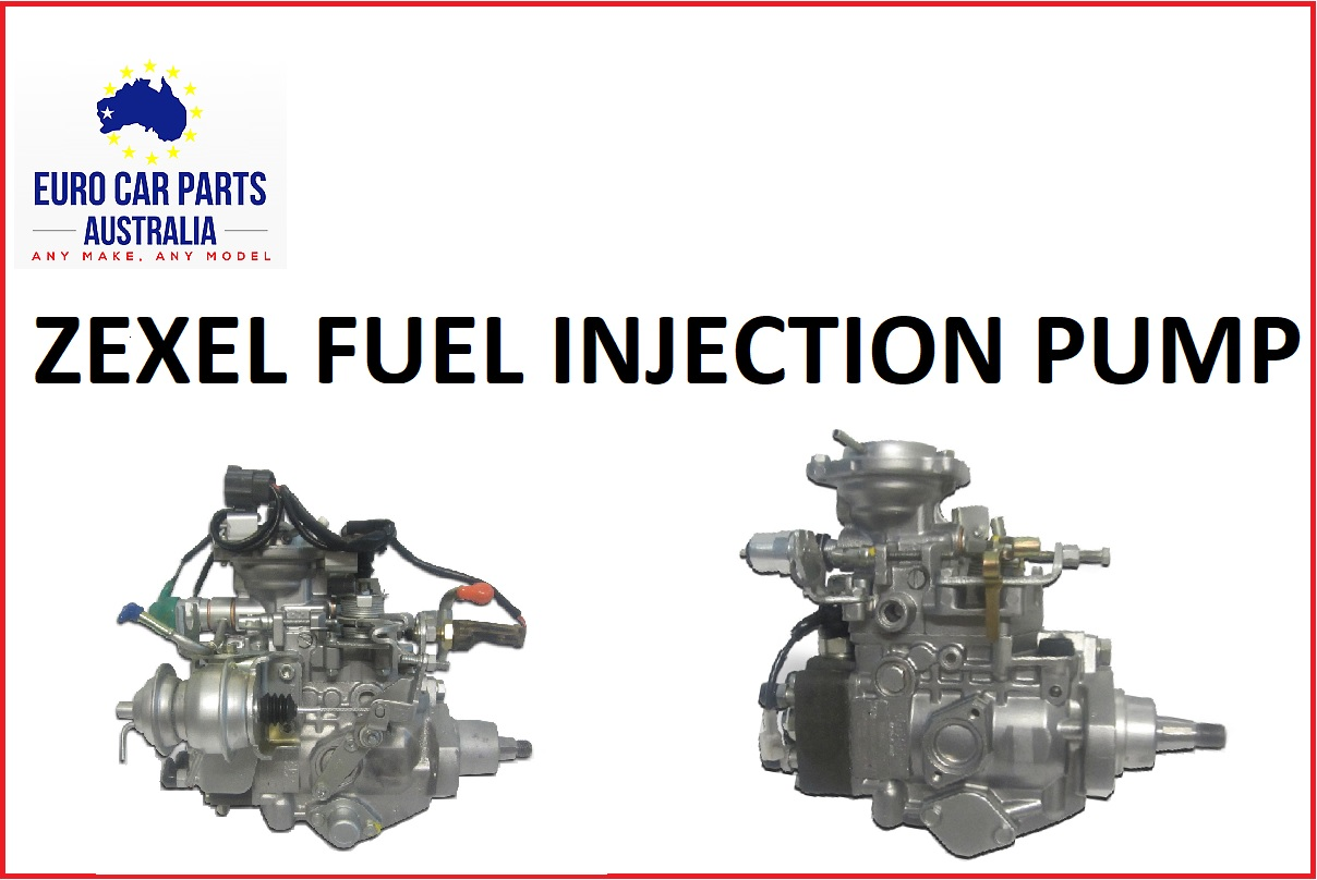 Zexelsel Fuel Injection Pump Nissan Patrol Td42 4