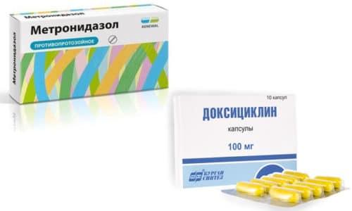 Совместимость Доксициклина и Метронидазола – Медицинский ...