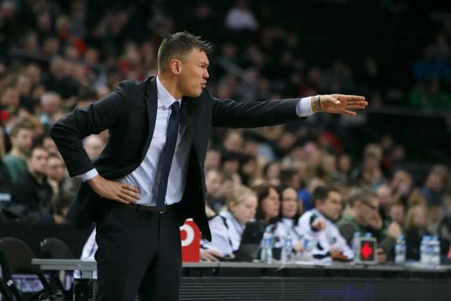 Zalgiris Kaunas, coach Sarunas Jasikevicius: Dobbiamo giocare la nostra pallacanestro e rimanere concentrati in difesa