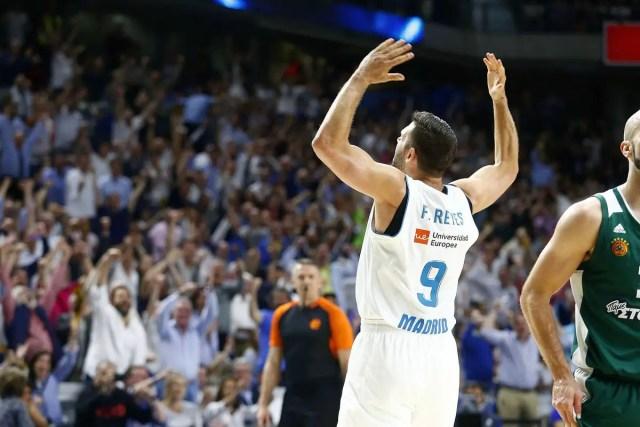 L'impresa di Laso, il Real che sarebbe nulla senza Llull, e la sensazione che Giannakopoulos non le spari e basta…il dopo Madrid-Panathinaikos