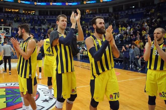 Troppo Fenerbahçe per la debuttante Gran Canaria