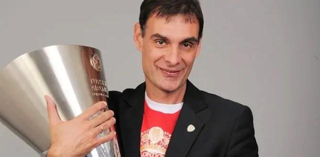 La storia di Georgios Bartzokas. Un grande coach e l'incomprensibile esonero del Khimki