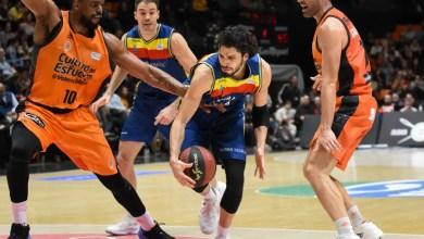 Michele Vitali Valencia Basket