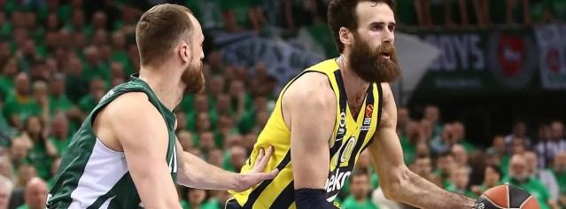 Infortunio al polpaccio destro per Gigi Datome. Che Fenerbahçe vedremo alle Final 4?