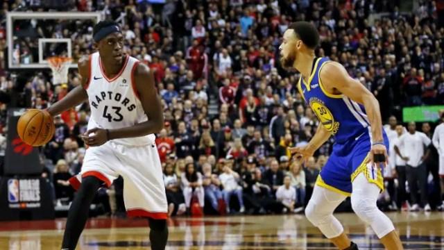 Toronto fa la storia: Siakam è il cuore pulsante di game-1