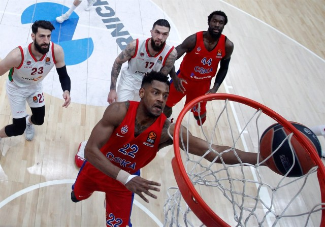 Cory Higgins: Adoro le sfide, al CSKA ce ne sono di nuove ogni giorno. La mia crescita è merito di Itoudis