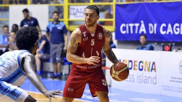 Olimpia Milano vs Dinamo Sassari: è tutto pronto per il primo atto
