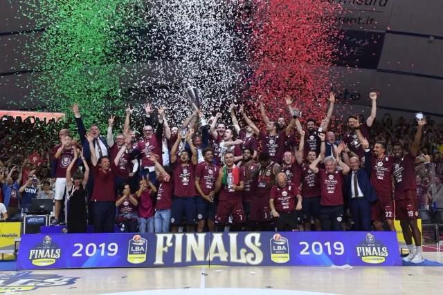 Venezia conquista l'ultimo atto ed è campione d'Italia