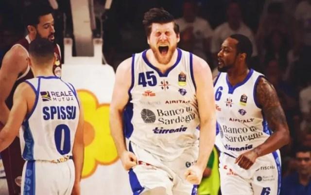 La Dinamo Sassari impatta sul 3-3. Si va alla bella