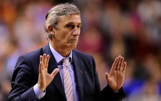 Barcellona, risoluzione del contratto con coach Svetislav Pesic