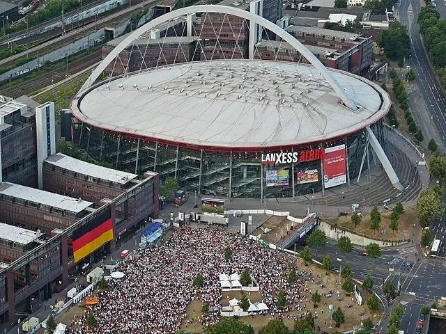 Colonia 2020: un'arena ricca di storia per le Final 4 di Turkish Airlines Euroleague