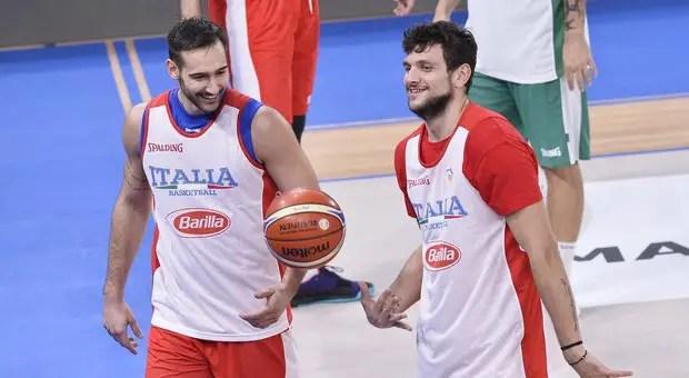 Olimpia Milano, stiramento per Riccardo Moraschini