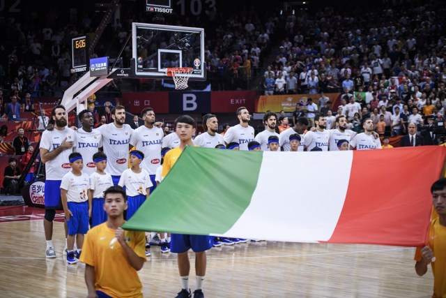 Fiba World Cup: diario di viaggio, day 1