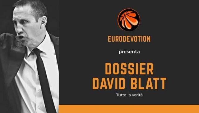 Dossier EuroDevotion | David Blatt – Olympiacos, tutta la verità