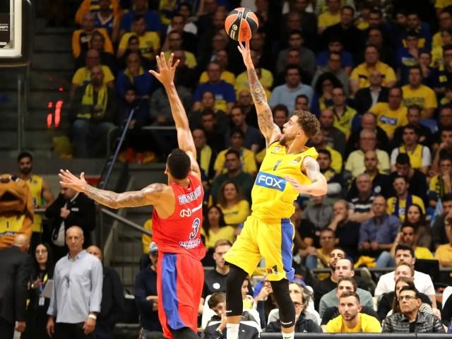 Un Wilbekin dominante è il cuore pulsante di un Maccabi vincente