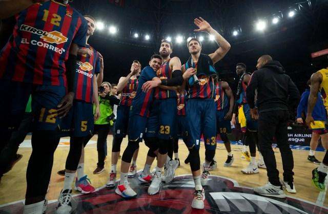 Il Baskonia beffa il Barça all'ultimo respiro