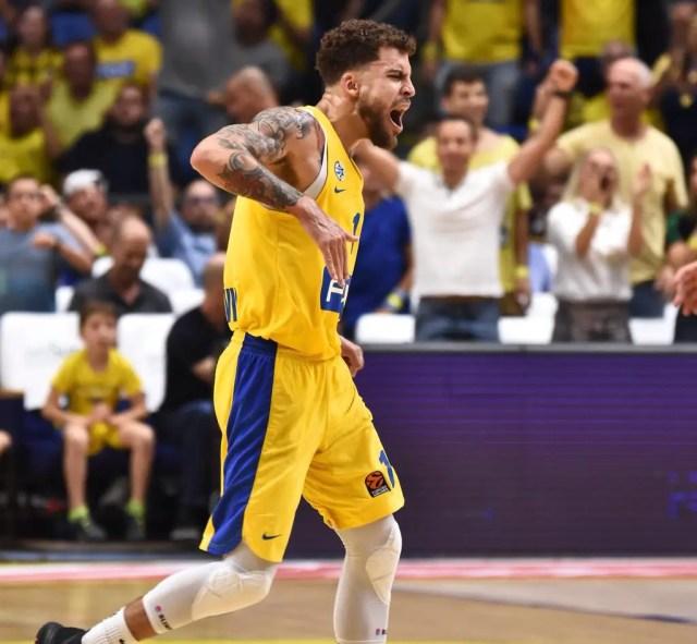 Colpaccio Maccabi: Wilbekin rinnova sino al 2023 !