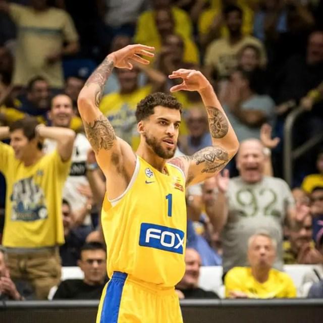Scottie Wilbekin ancora decisivo, il Maccabi soffre, ma supera l`ostacolo Olympiacos