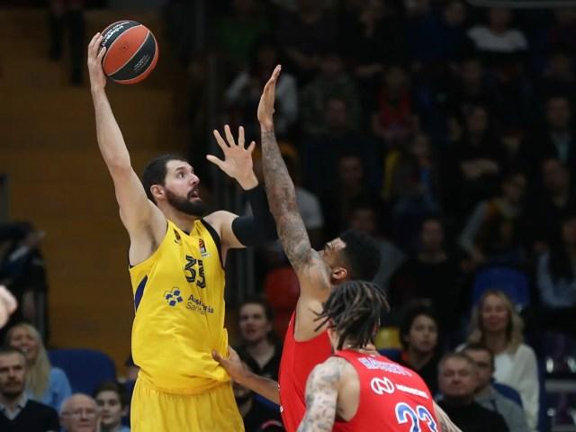 Round 26: Mirotic è MVP, Jasikevicius il miglior Coach
