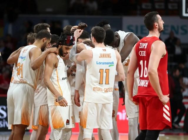 Baskonia, Jose Antonio Querejeta: Difficile concludere la stagione in EuroLega