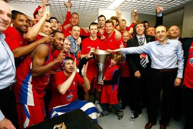 2008: il Cska ed Ettore Messina concedono il bis ai danni del Maccabi