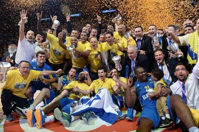 2014: Il Maccabi di Blatt, la squadra del destino