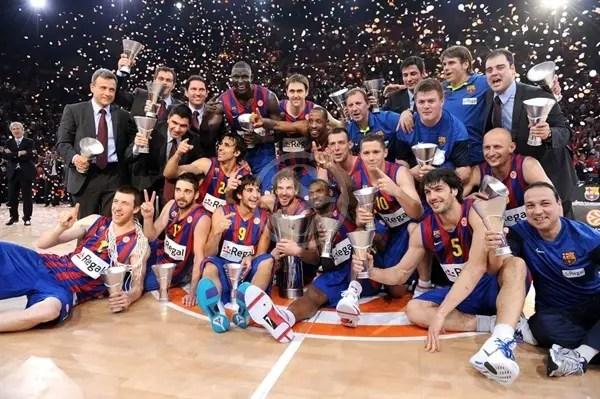 2010, la forza del collettivo chiamata Barcellona