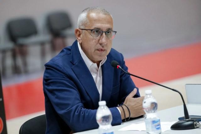 AX Armani Exchange Milano, Christos Stavropoulos: Bisogna tornare in campo, la gente vuole rivedere i nostri campioni