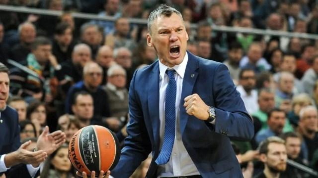 Ufficiale, Sarunas Jasikevicius è il nuovo coach del Barça