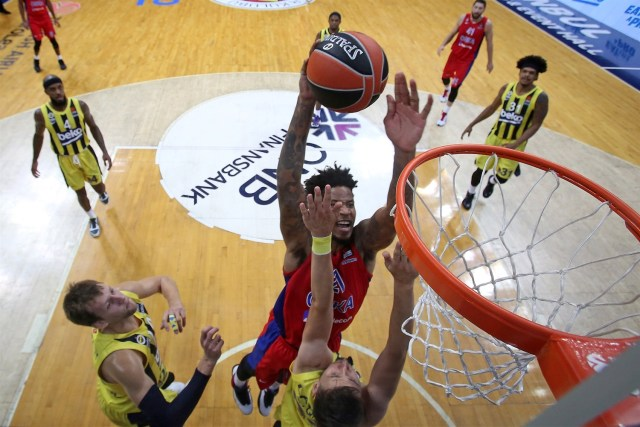 Clyburn is back! Il Cska batte il Fener all'overtime