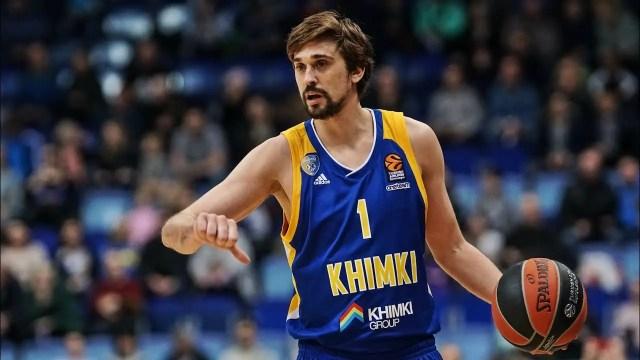 Khimki: chi gioca venerdì  contro lo Zalgiris? Rischio 0-20?