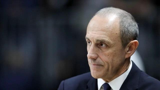 Olimpia Milano, le parole di Ettore Messina sulla sfida contro lo Zenit