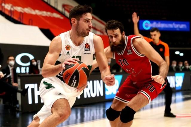 Olimpia-Panathinaikos: la supponenza milanese battuta dalla determinazione greca