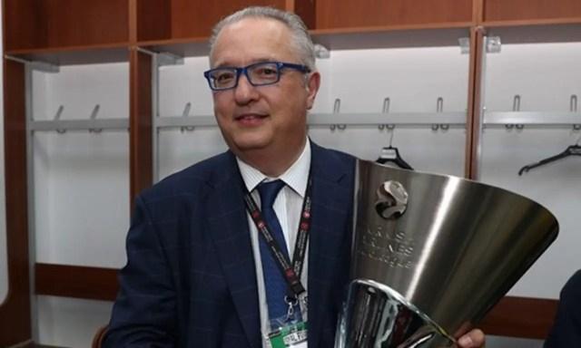 Maurizio Gherardini: L'obiettivo dell'Olimpia possono essere le Final 4 | Eurodevotion