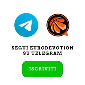 Telegram | Eurodevotion
