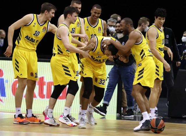 Alba Berlino-Baskonia e quello spettacolo chiamato basket