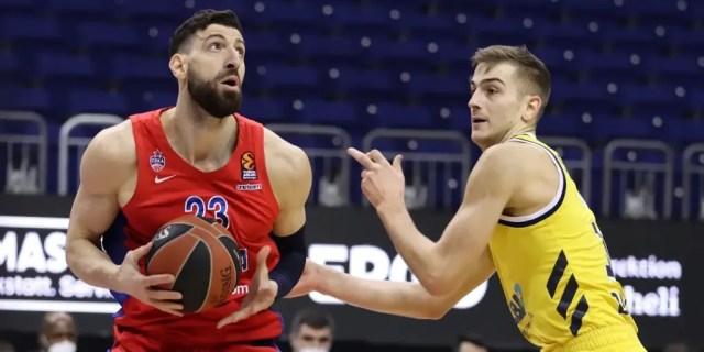 Alba-CSKA I Eurodevotion