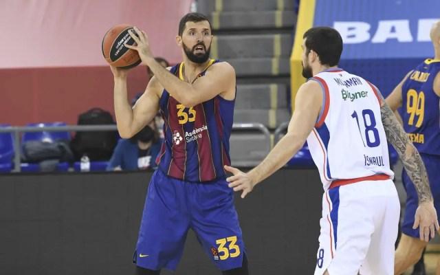 Copa del Rey 2021, Nikola Mirotic: siamo più squadra grazie a Jasikevicius. Puntiamo a tutto