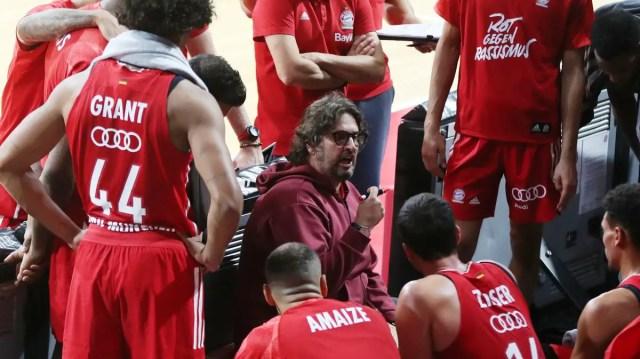Coach Trinchieri | Eurodevotion