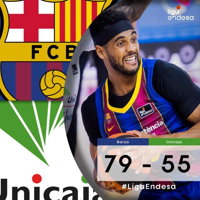 Barca-Malaga, che difesa | Eurodevotion