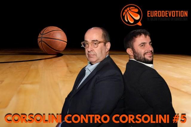 Corsolini contro Corsolini #5: Devotion al Mubit