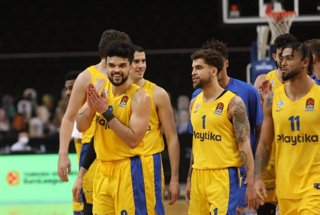 Zalgiris-Maccabi (round 31): vittoria israeliana in un match a due facce