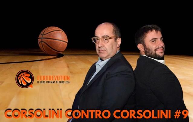 Corsolini contro Corsolini #9: Superlega in carrozzina