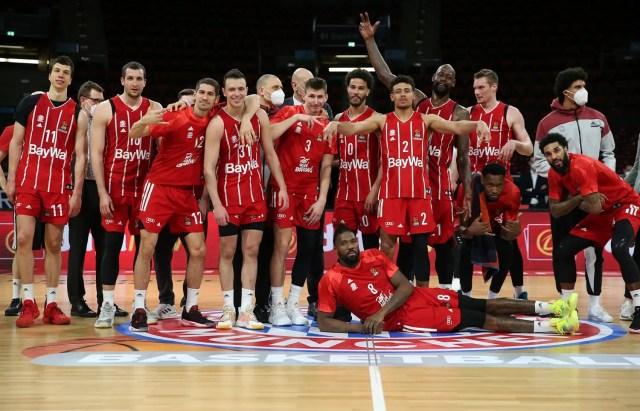 Bayern-Zalgiris: Trinchieri scrive la storia